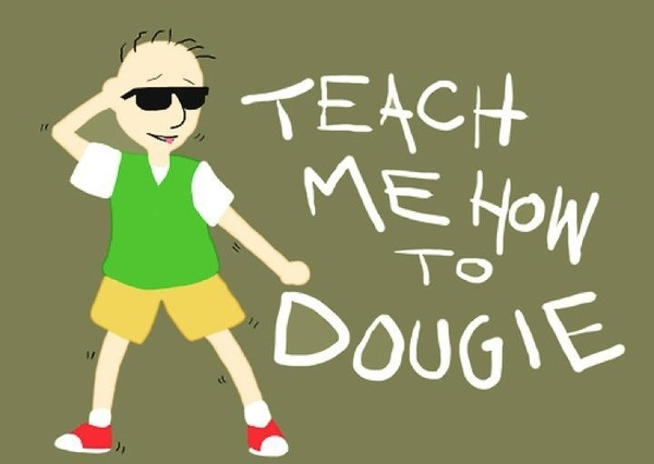@D0wbaby we gotta teach @LoveVivica @ceoleimi @MzAlbaZapata @Angelina305 @YANNETT305 how to #Dougie tonight lmfaooo