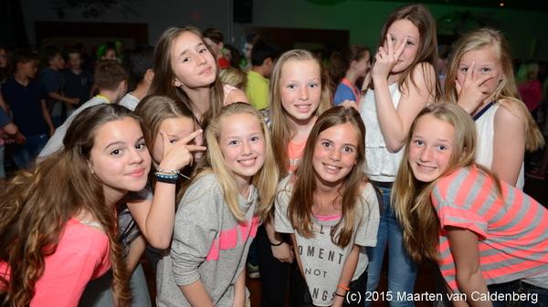 Weer veel #gezelligheid bij de #disco van @SJVRosmalen in @DeKentering #rosmalen