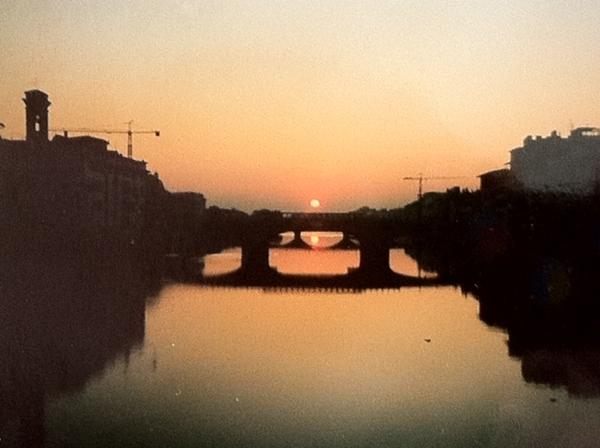 Ponte Vecchio Circa 1991 My First Visit, Not Last #Italy