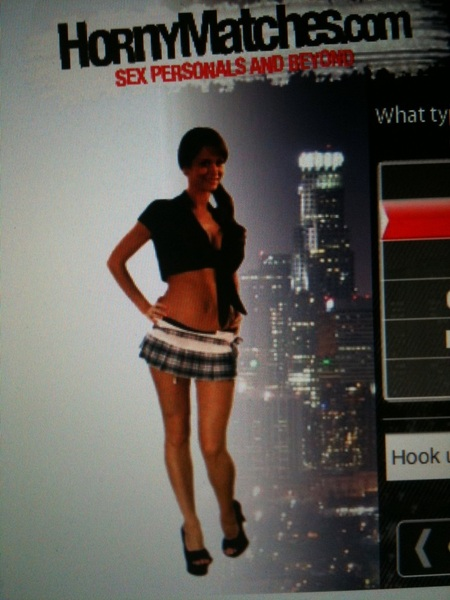Holy cow I just freaked myself out! Well this pop up of me talkin/stripping did!