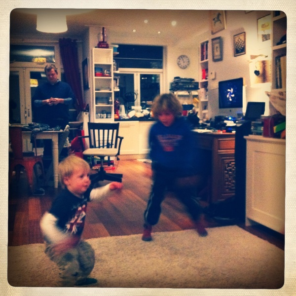 Fletcher of the day: Dance party
