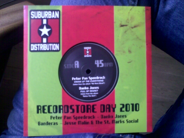 Suburban Distribution presents Record Store Day 2010