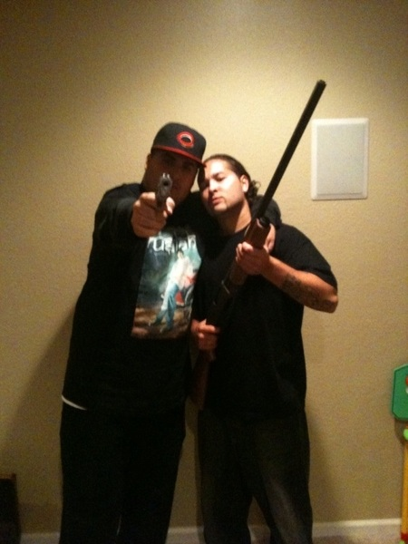 Happy Birthday to my dawg Matt! Found a pic from about two years ago we was off the hook lol