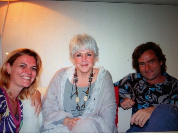 Very honored and what a joy to have Byron Katie as our guest!