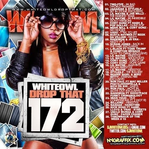 #teamtoronto DJ Whiteowl - Whiteowl Drop That 172