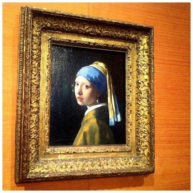 essay about girl with a pearl earring