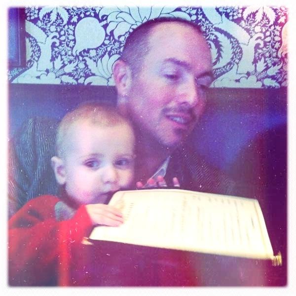 Fletcher likes the dessert menu at the wayfare tavern