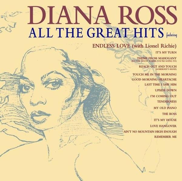 Lunchtime jam: ♬ 'The Boss' - Ross, Diana ♪