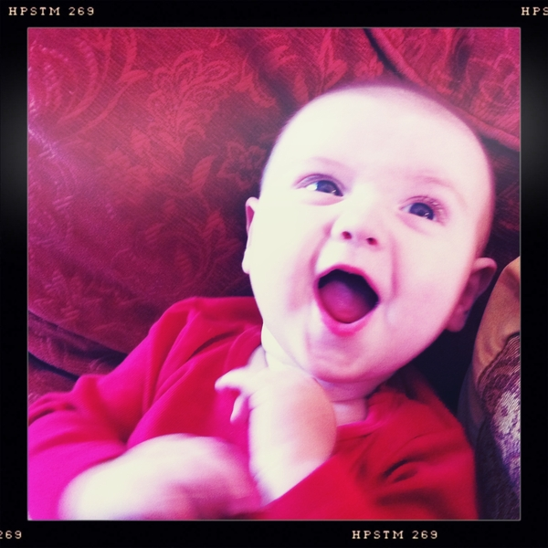 Fletcher of the day: laugh!