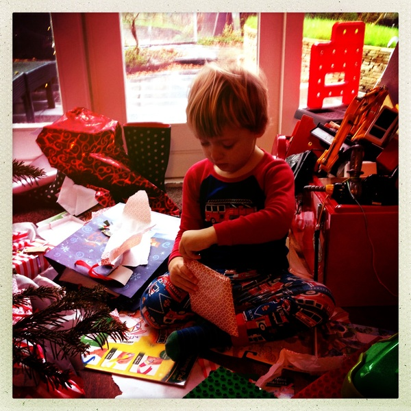 Fletcher of the Day: Christmas Presents