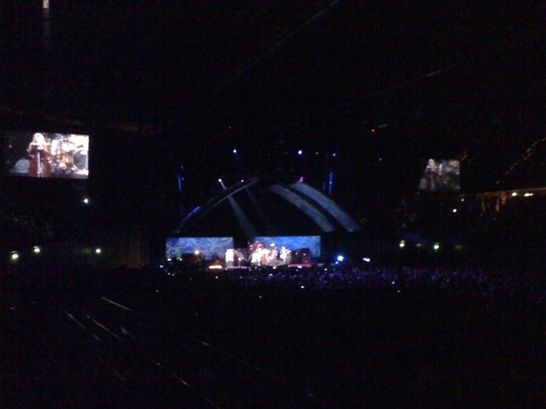 Fleetwood Mac speelt lekker :)