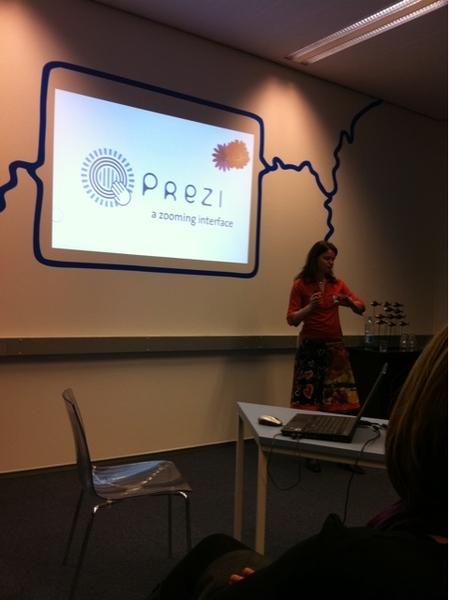 #fijh workshop #prezi met @HedwygNL