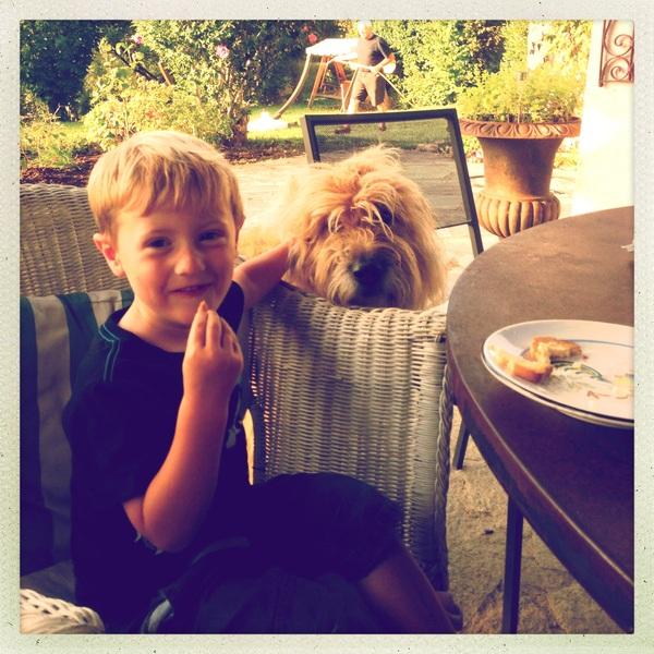 Fletcher of the day: Fletcher and Karel