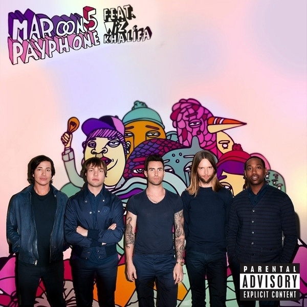 ♬ 'Payphone (feat. Wiz Khalifa)' - Maroon 5 ♪