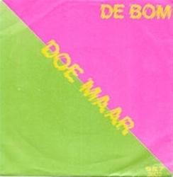 """Luisterde elke dag naar het liedje \\\""""De Bom van Doe Maar\\\"""" http://prbt.nl/AIPS7LDO #projectbt"""
