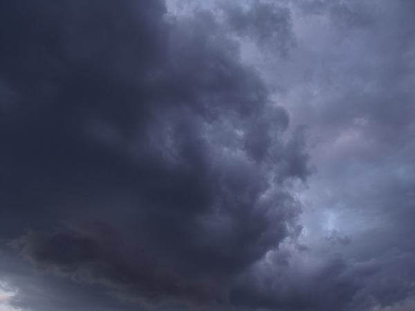 Stormwolken.  #buienradar