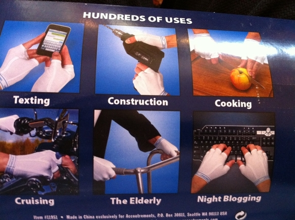 2010 Gift of the Year! HANDERPANTS #Christmas