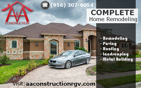 A Complete Home Remodeling in McAllen
