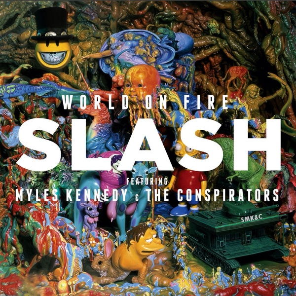♬ 'Automatic Overdrive (feat. Myles Kennedy and The Conspirators)' - Slash ♪