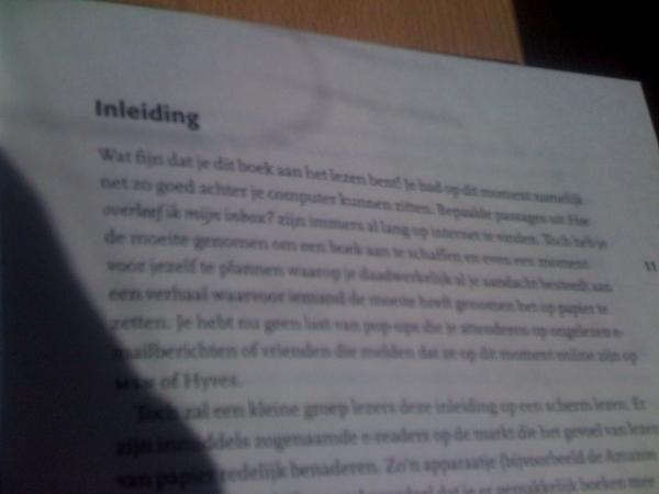 1ste alinea van boek van  @JimStolze is waarheid als een koe. #lezen