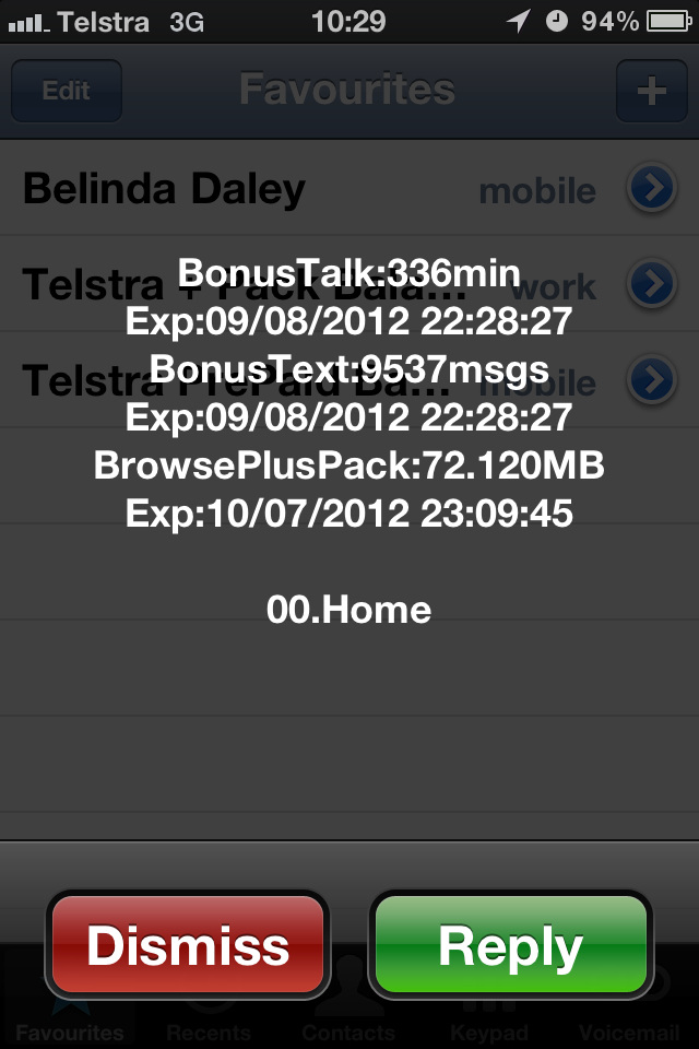 new telstra prepaid mobile bonuses don t accumulate call