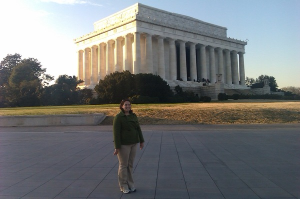 Sightseeing in DC