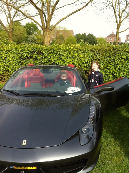 Papa, deze auto moet je kopen! #nogevendoorsparen