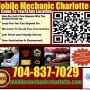Mobile Mechanic Concord NC