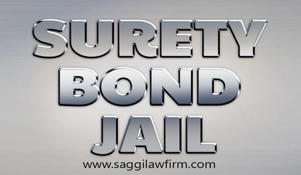 surety bond jail