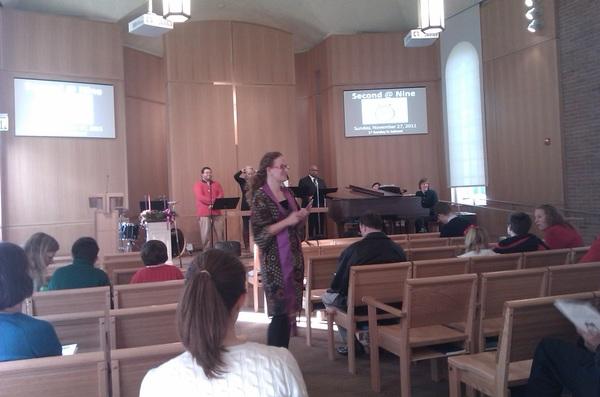 Pastor Jenn