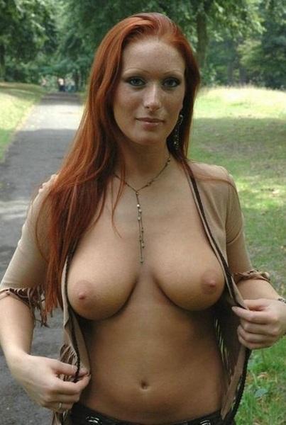 Reds has beautiful Tatas!!! #twitterafterdark #boobs #publicnudity