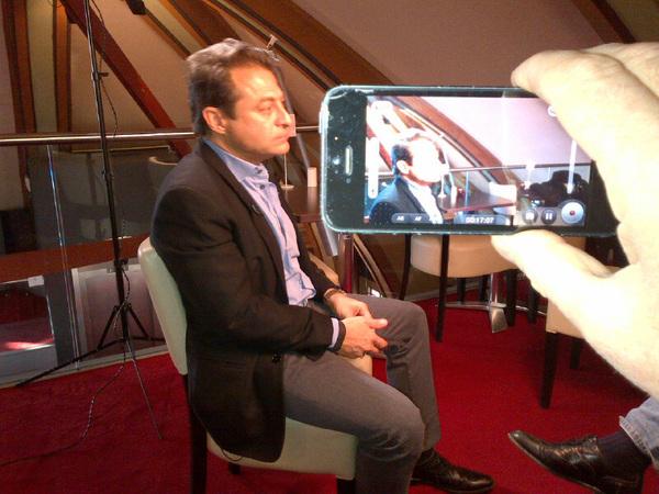 Interview 15m @peterdiamantes door @willemlust nieuwsuur. Online soon
