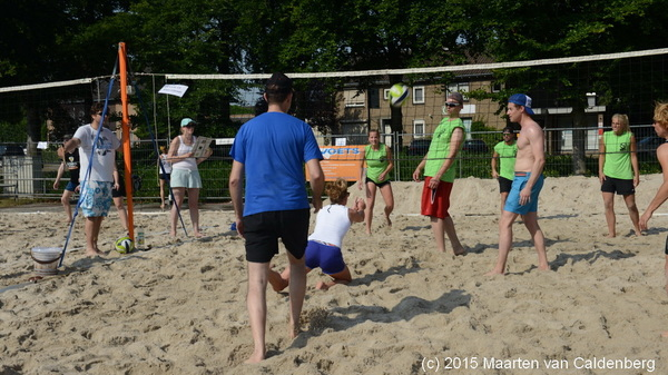 Dit weekend op #gildeplein #rosmalen #beachvolleybaltoernooi van @spiritvolleybal