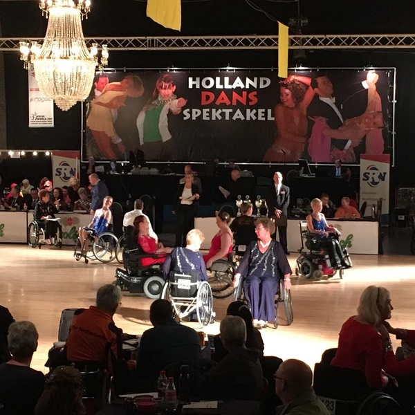 29ste Holland DANS Spektakel IPC Para Wheelchair Dance World Cup Great entertainment and performances!