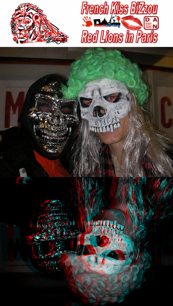 Apéro Métro Halloween Edition MC !!! :)