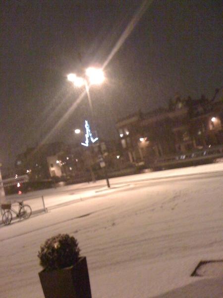 Haarlem. #sneeuw