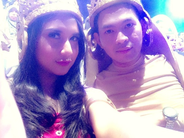 @EatBulaga_ID with @rian_ibram