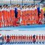 Rustdag in Londen, morgen tegen Canada de derde poulewedstrijd. #team @oranjehockey @hockeynlopinstagram