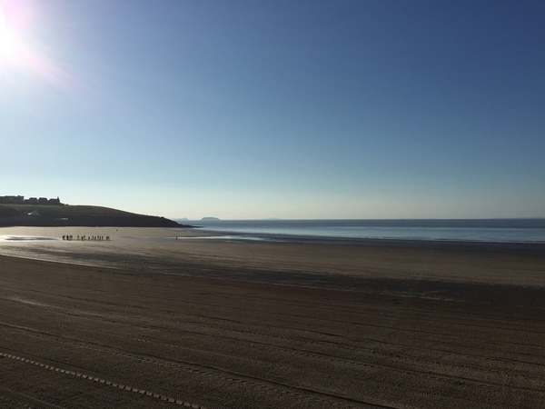 Barry Island in the morning sun #barrybados #barryisland #wales