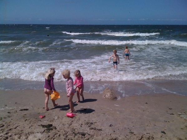 Domburg beach!