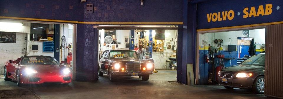 Santa monica european car repair services by smvolvosaab for Mercedes benz service santa monica