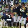 Dubbelslag voor de Nederlandse para-ruiters. Gefeliciteerd @DemiVermeulen1 & @RixtvanderHorst met zilver en brons! #TeamNL
