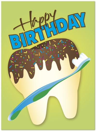 Поздравление от стоматолога с днем рождения