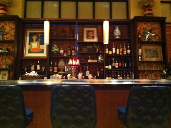 Bad Night Bar at The Good Day Cafe  @SatScenes