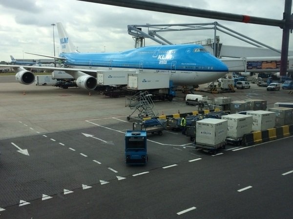 Boarding for San Francisco