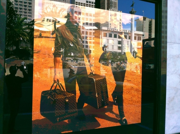 Choose Your Perspective: Louis Vuitton and San Francisco Union Square