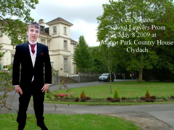 Dan's Prom