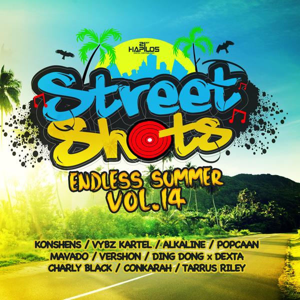 STREET SHOTS VOL.14 (ENDLESS SUMMER) - #ITUNES 9/5 #PRE 8/19/ KARTEL ALKALINE POPCAAN & MORE @21STHAPILOS @JWONDER21