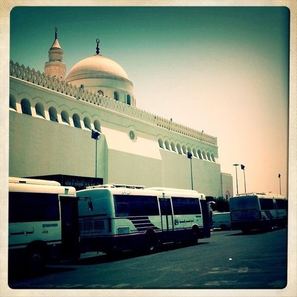 Masjid qiblatain, masjid 2 kiblat ♥ permulaan awal islam kiblat ke arah masjidil aqsa, sdg solat zhr trn wahyu kpd nabi utk menukar kiblat ke arah masjidil haram