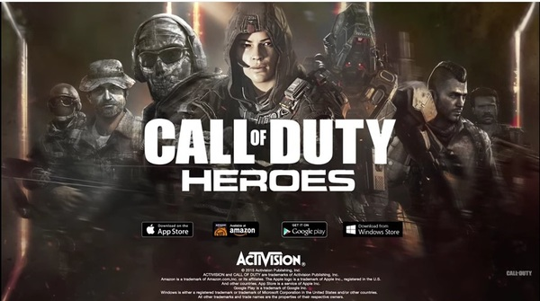 Call Of Duty Heroes Hack Tools Cheats